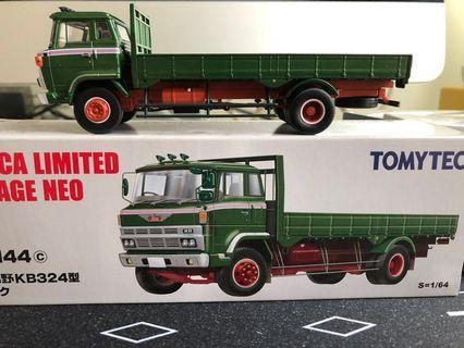 Tomica Vintage Neo tomytec LV N44c 日野KB324 HINO 貨車 1:64