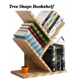 Tree Design Bookshelf