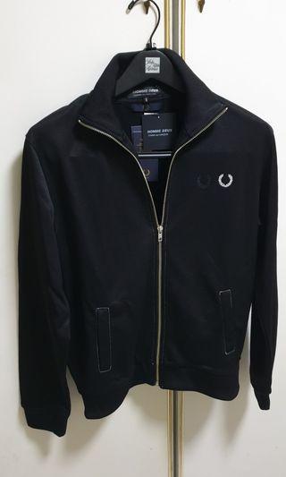 Sale Comme Des Garcons Homme Deux x Fred Perry black jacket
