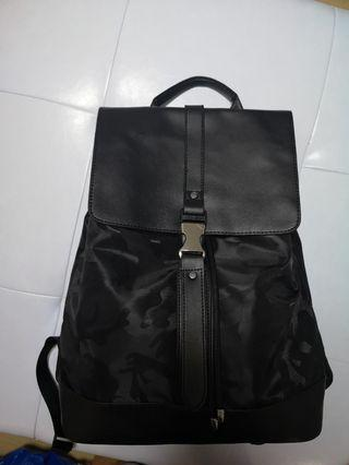 Used once only unisex backpack