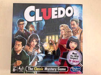 Cluedo Board Game by Hasbro