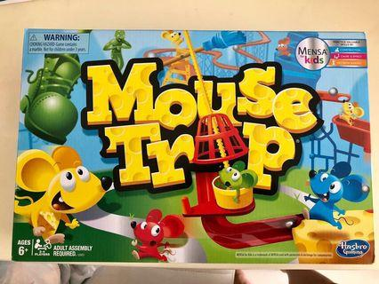 Mousetrap board game by Hasbro