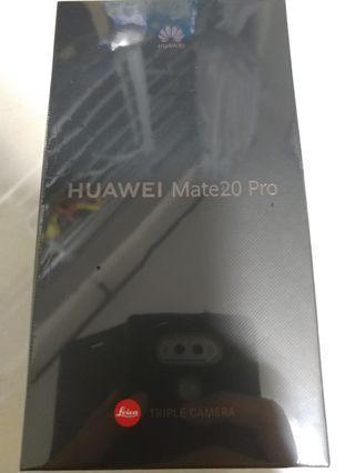 [BNIB Twilight] Huawei Mate 20 Pro Local Set: 6gb + 128gb