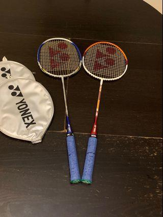 🚚 2 for $25, Yonex Badminton racket