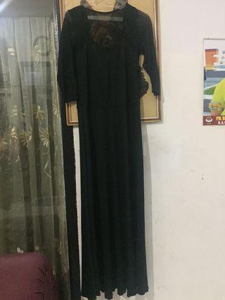 Dress hitam seksi
