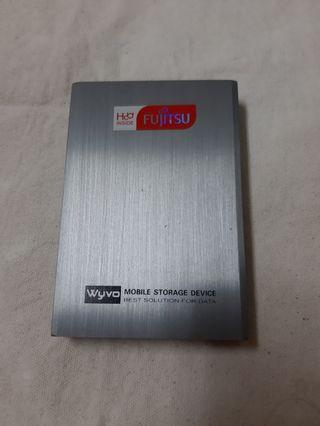 WYVO隨身2.5硬碟320G只賣360元含運