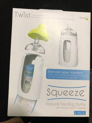 🚚 Kiinde natural feeding bottle