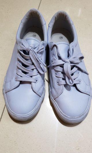 Pantone Blue Sportsgirl Sneakers