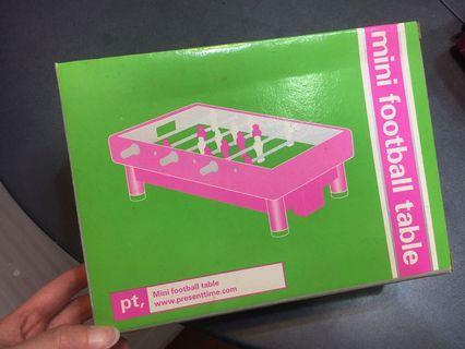 Mini Football Table