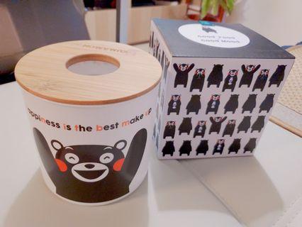 熊本熊廁紙筒