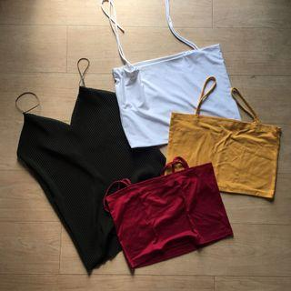 4 Tops for 170 PHP