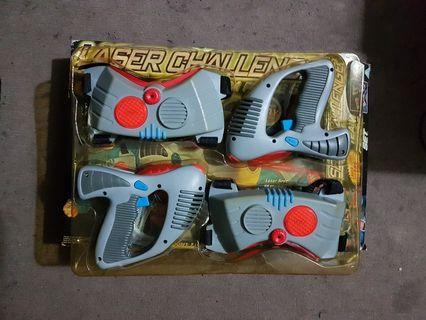 Laser Challenge - Toymax