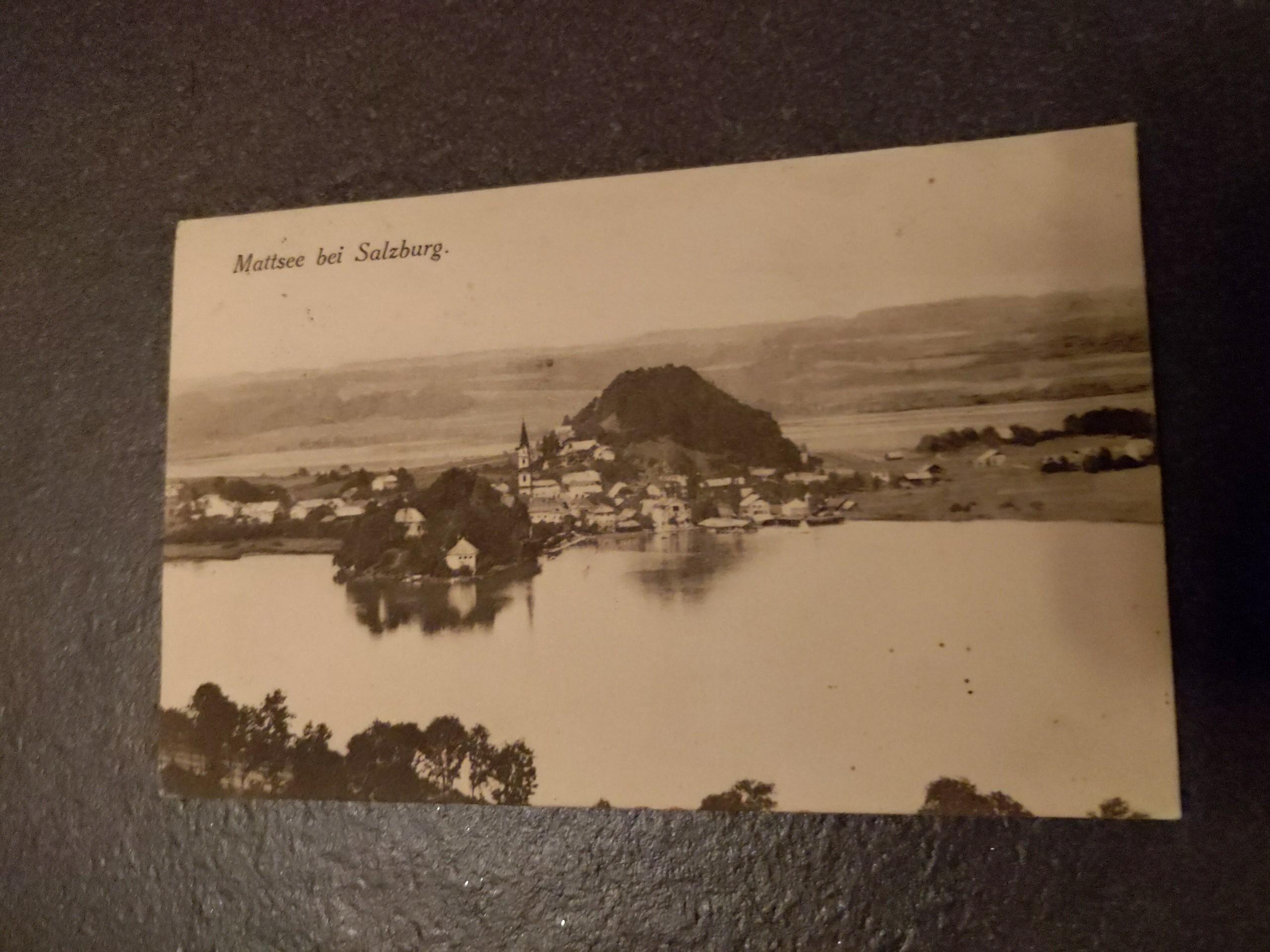 1943年希特拉郵票名信片 Historical Postcard in 1943