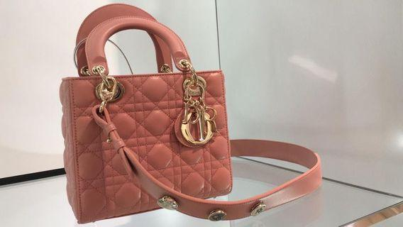 Lady Dior 100% real 100% new