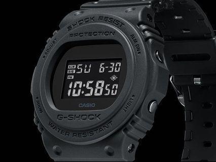 Casio G-Shock DW-5750E-1B Digital Watch (DW5750E DW5750E-1B DW-5750 DW-5750E)