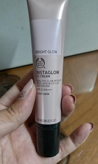 Cc cream Body Shop Light Skin 25ml