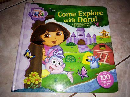 Dora the explorer book