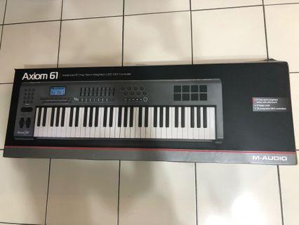 M-Audio Axiom 61 主控鍵盤