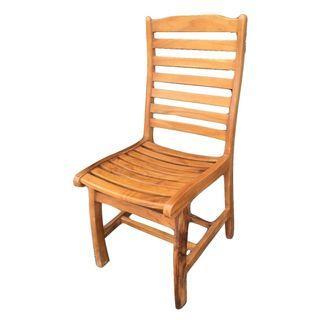 【Dc柚木小屋】08-1工學椅/讀書椅/餐椅/休閒椅/造型椅/戶外椅/老人椅/客桌椅/實木椅/好坐的椅子/舒服椅/書桌椅