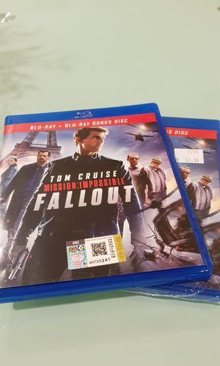 Mission Impossible Fallout ( Wrong bought again)