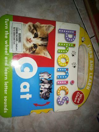 Books for toddler phonics