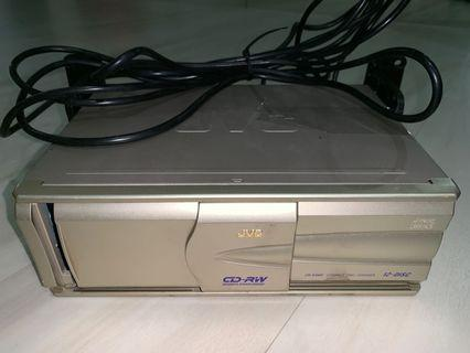 JVC 12-Disc CH-X460