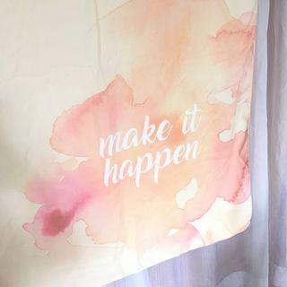 UMMA Make It Happen Printed Shawl