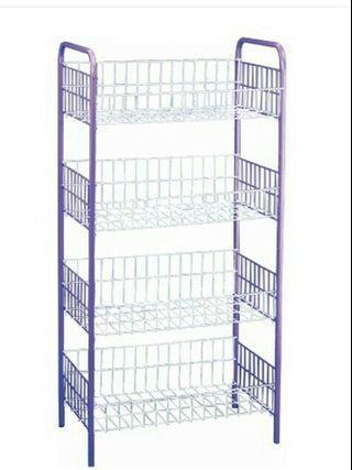 Multi use rack 4 tier