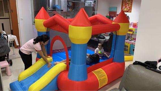 Bouncy castle to sell or rent