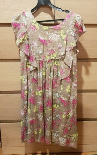 Spring Maternity Dress