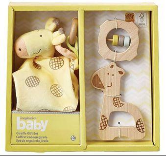 🚚 ToysRus giraffes giftset