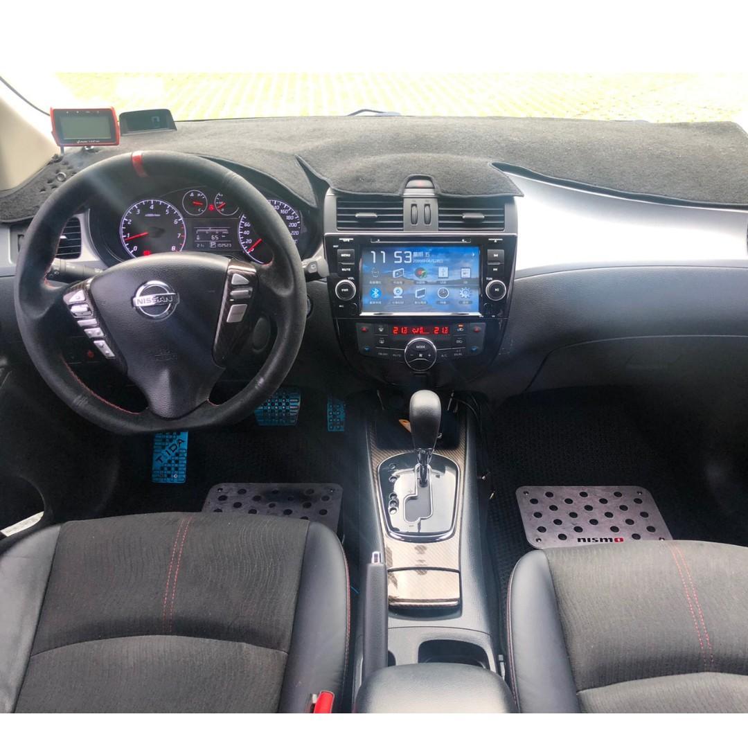 2013年 Nissan BigTiida 渦輪版SL規