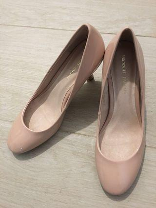 Product Parfait light pink shoes