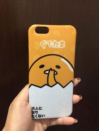 Gudetama iPhone 6 Case