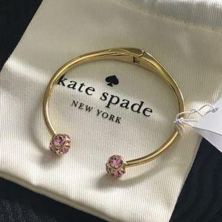 Kate Spade New York Gold Lady Marmalade Cuff Bracelet (LAST INSTOCK)