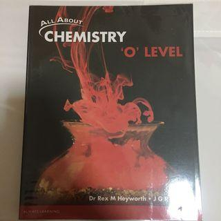 all about chemistry pure textbook o level