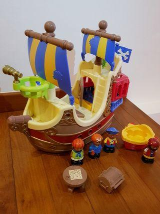 🚚 ELC Pirate Ship