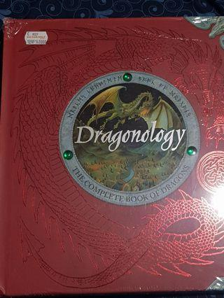 Dragonologi Ology Series Buku Import