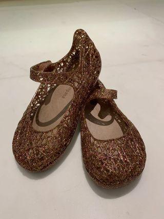 Mini Melissa Girls Shoes Size 10