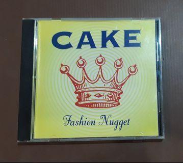 CD Cake - Fashion Nugget ( USA PRESS )
