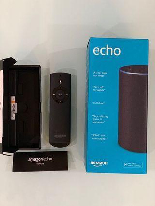 Rare! Amazon Echo (2nd Gen) with UK 3pin plug