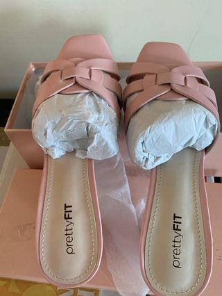 Pretty Fit Pink Footwear
