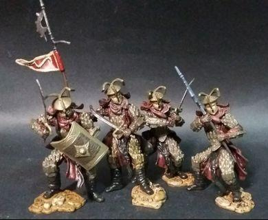 Lord of the Rings 'Men of the Rohan Army' armies of middle earth