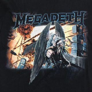 Megadeth European Tour 2007