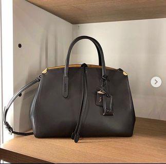 From Retail - Coach Glovetanned Leather Cooper Carryall