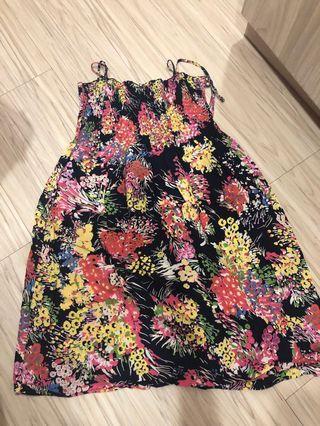 🚚 二手澳洲牌子平口洋裝