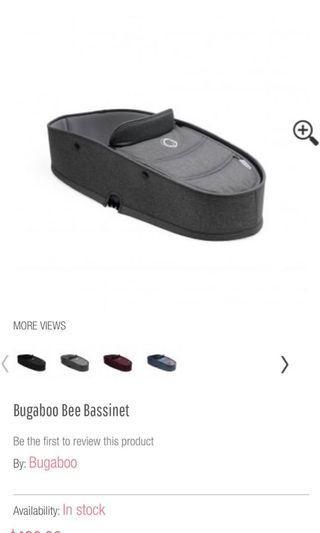 🚚 Bugaboo bee bassinet