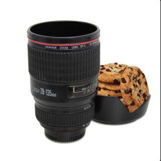 🚚 Lens mug