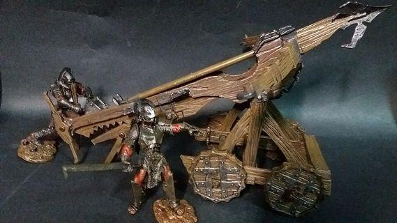 Lord of the Rings Uruk-Hai Seige Ballista