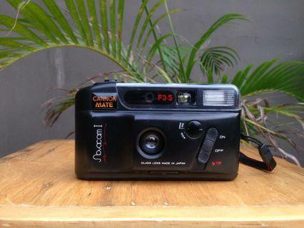 Kamera Poket Analog Cannon Mate Novacam 1